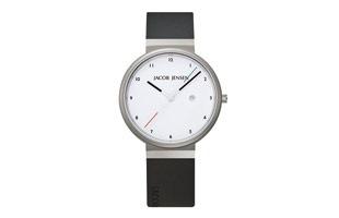 Jacob Jensen ヤコブ イェンセン|腕時計/New/ホワイト