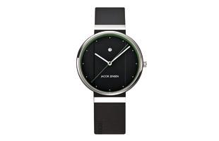 Jacob Jensen ヤコブ イェンセン|腕時計/New/ブラック×グリーン35mm