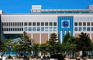 札幌駅 星の大時計 photo by Koji Sakai