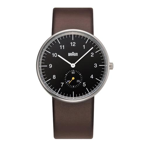 online store 4d1ec 367fd BRAUN ブラウン/腕時計/革ベルト/BN0024 BKBRG [ BRAUNの革ベルト腕時計は/BN0024 ]-designshop