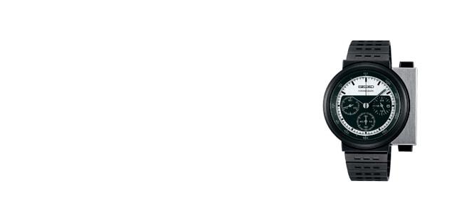 SEIKO  ジウジアーロ・デザイン 限定復刻モデル SCED039 [ セイコーの復刻クロノグラフ ]