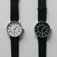 五十嵐威暢デザインの札幌駅時計を元にした腕時計、eki watch エキウォッチ