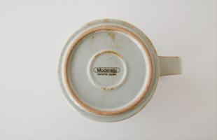 セラミックジャパン/モデラート Moderato/ マグカップ [北欧 風/マグカップはセラミックジャパン/モデラート]