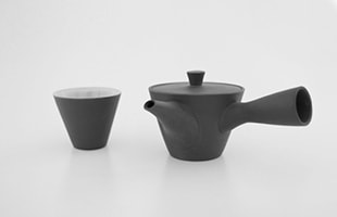 南景製陶園/Sencha 椀は同じコンセプトでデザインされているので、ぜひ合わせてお使いください