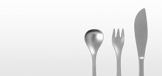 柳宗理 カトラリー/バターナイフ [カトラリー/バターナイフは柳宗理]