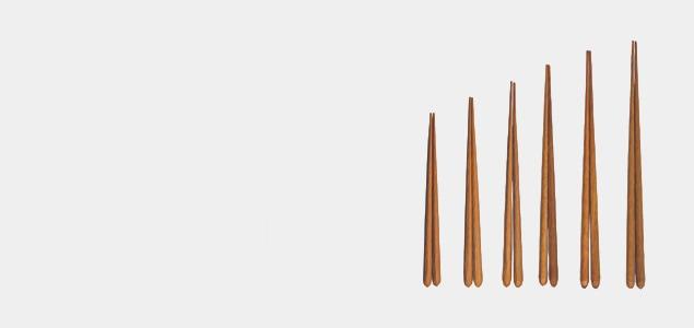 【熊本産】福山修一/削り箸180mm 【メール便対応可】[M便 1/20][ 熊本産アイテムのご購入で被災地を応援 ]