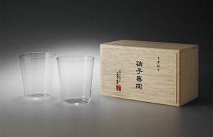 松徳硝子/薄いうすはりグラス/オールド L [うすはりグラス/オールドは松徳硝子/お歳暮にウィスキー&ウィスキーグラス]