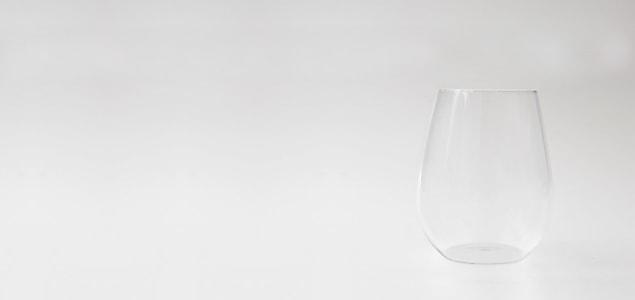 松徳硝子/うすはりグラス/ワイングラス ペア/ボルドー紅白 2個セット/木箱入 [ 結婚祝い・初任給のプレゼントに ]