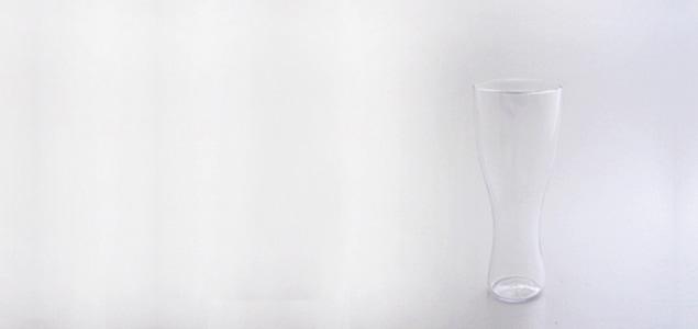 松徳硝子/薄いうすはりグラス/ ピルスナー [ビールグラス]   鼓 単品 [うすはりグラス/ピルスナー,ビールグラスは松徳硝子]