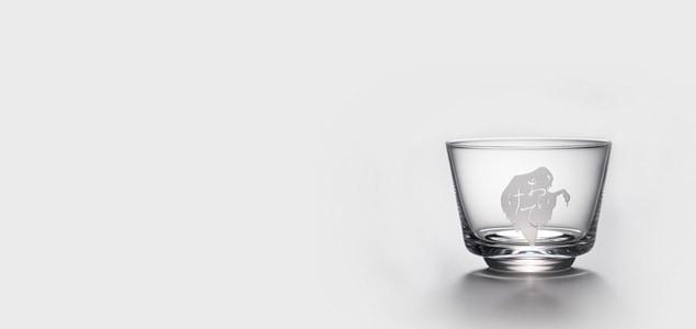 松徳硝子/本所七不思議/怪談ぐい呑み フルセット9種 [本所七不思議/怪談ぐい呑みは松徳硝子]