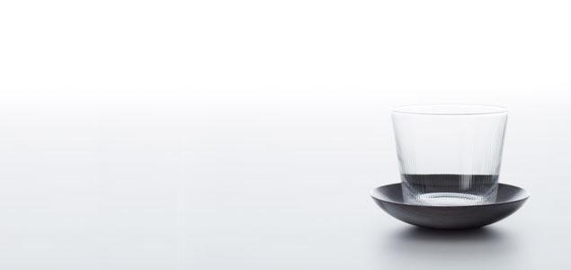 松徳硝子/冷茶器 Muji ムジ [冷茶器 Million ムジは松徳硝子]