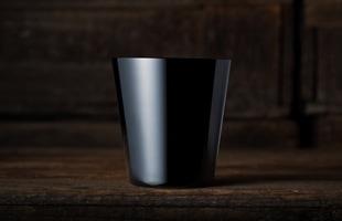 松徳硝子/BLACK/ロックグラス [松徳硝子−BLACKシリーズ/松徳硝子のロックグラス/お歳暮にウィスキー&ウィスキーグラス]