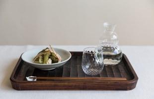 松徳硝子/SHUKI/酒器お猪口/おちょこ/ぐい呑み Choko01 [松徳硝子(ガラス)製日本酒器/ガラス製お猪口(おちょこ)・日本酒器]
