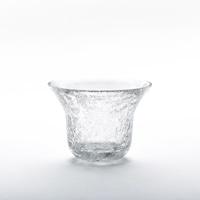 SECCA 雪花ガラス 成長するガラス タンブラー グラス Tea glass [ アイスコーヒーに ]