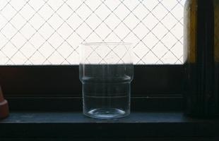 木村硝子 グラス タンブラー Luft ウォーターグラス [ グラス:松徳硝子(うすはり)・木村硝子 ]