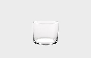 アレッシィ Glass Family AJM29/0 レッドワイングラス 230ml