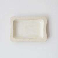 柳宗理/出西窯/角皿
