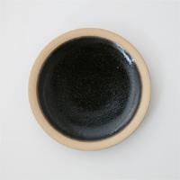 柳宗理/出西窯/丸皿 小/白