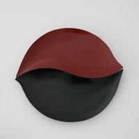 秀衡塗 /ひらくら/皿 kotori-zara/取皿 鳥皿 黒