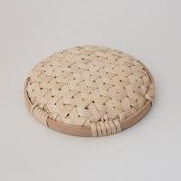 イタヤ細工/皿/かご/バスケット [イタヤ細工/木製かごの皿]