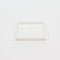 黒川雅之/PLPL/角皿/スクエアプレート 18cm