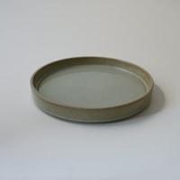 moderato モデラート/プレート(丸型)/ナチュラル/Sφ135mm
