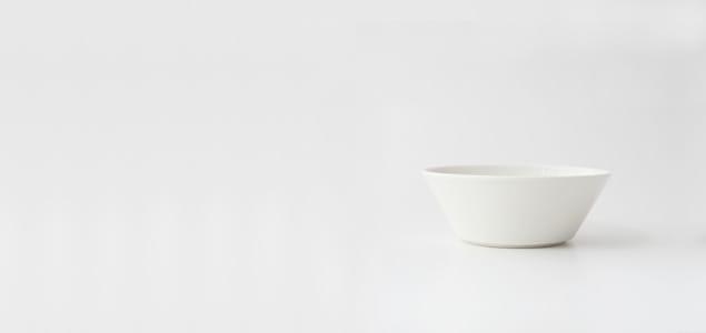 イッタラ/teema/シリアルボウル/ホワイト