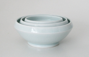 岩手の磁器/てまる/菱鉢3.5寸