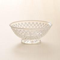 廣田硝子 ガラス 小鉢 あられ[全3色][ かき氷の器に ]