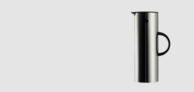 stelton ステルトン バキュームジャグ 0.5L/ブラック