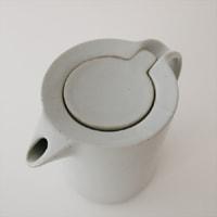 セラミックジャパン/ モデラート Moderato /陶器 ティーポット [北欧 風/陶器/日本製 ティーポットはセラミックジャパン/北欧 テイストのモデラート]