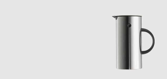 stelton CLASSIC プレスコーヒーメーカー/ブラック