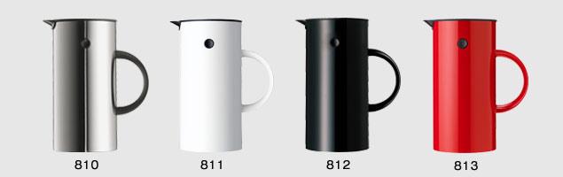 stelton CLASSIC プレスコーヒーメーカー/レッド