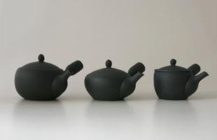 万古焼きの南景製陶園/急須