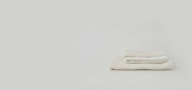 びわこふきん・フキン・布巾/白 【ネコポス対応可】[びわこふきん・フキン・布巾でアトピー 石鹸不要][ネコポス便 1/6]