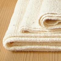 びわこふきん・フキン・布巾 タオル/生成り[びわこふきん・フキン・布巾でアトピー 石鹸不要]