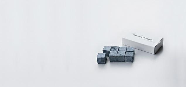 石のアイスキューブ オンザロックス [ 溶けないアイスキューブ ]