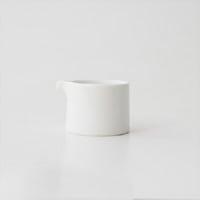 白山陶器 森正洋/M型シリーズ/クリーマー/ホワイト [森正洋/M型クリーマーは白山陶器]