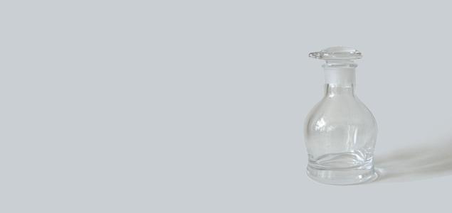 廣田硝子/ガラス製/元祖 すり口しょうゆ差し [ 廣田硝子のしょうゆ差し ガラス ]