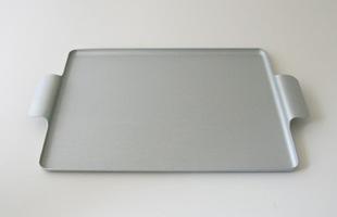 KAYMET ケイメット/トレイ/ブラック No.511[ 北欧テーブルウェアにぴったりのアルミトレイ ]