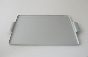 KAYMET ケイメット/トレイ/シルバー No.513[ 北欧テーブルウェアにぴったりのアルミトレイ ]