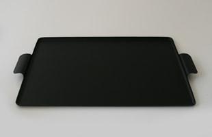 KAYMET ケイメット/トレイ/ブラック No.515[ 北欧テーブルウェアにぴったりのアルミトレイ ]