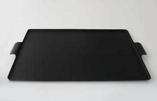 KAYMET ケイメット/トレイ/ブラック No.519[ 北欧テーブルウェアにぴったりのアルミトレイ ]