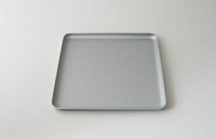 KAYMET ケイメット/トレイ/シルバー No.706[ 北欧テーブルウェアにぴったりのアルミトレイ ]