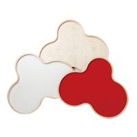 北欧/木製/白樺のトレイ