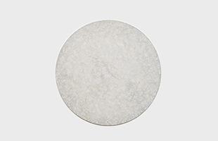 mortar ランチョンマット Circle φ400 Natural