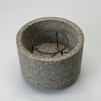 三谷龍二/豊島石 火鉢用五徳
