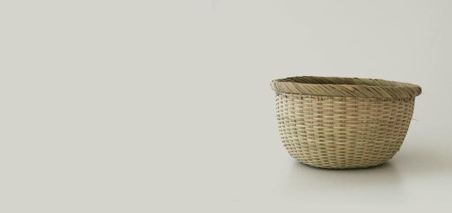 【新品outlet】宮城 岩出山 しの竹細工|米とぎ ザル(米とぎざる) 5合 [米とぎ ザル(米とぎざる)しの竹細工]