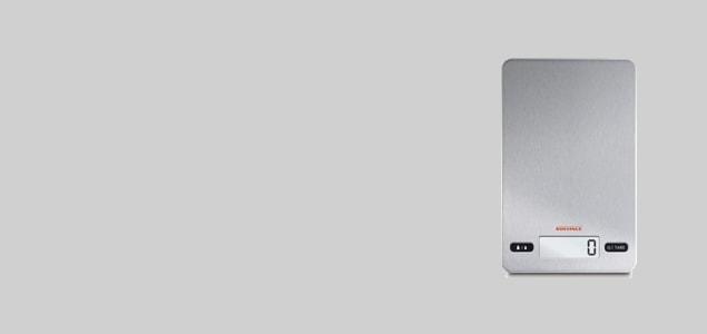 SOEHNLE ツェーンレ/デジタルキッチンスケール/ページエボリューション/ステンレス[SOEHNLE ツェーンレ社のデジタル式キッチンスケール]