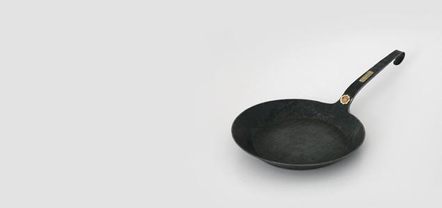 turk ターク/鉄 フライパンΦ22cm/IH対応 [ おしゃれ ih対応/フライパン 鉄はturk ターク ]